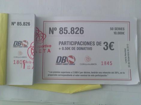 Lotería DBN