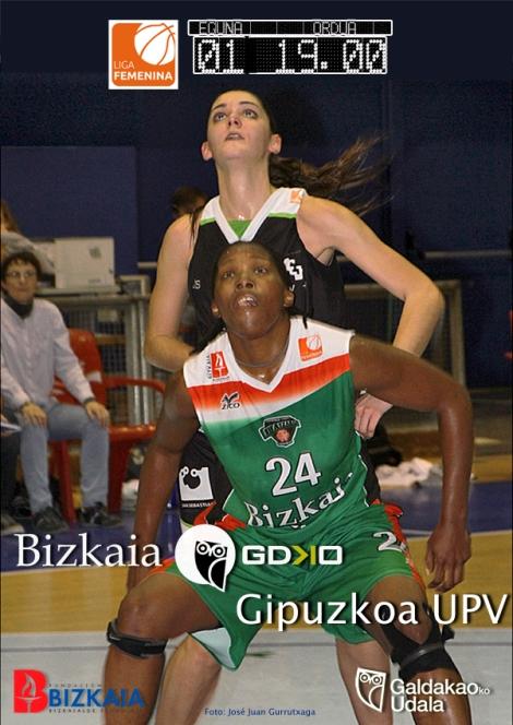 Cartel Ibaizabal - Gipuzkoa UPV (foto: cbibaizabal.com)