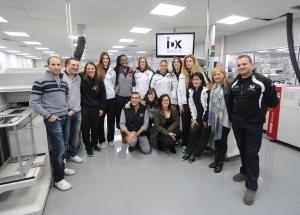 Upv Basket presenta a IDK como patrocinador