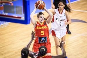 Maria ante Egipto. FIBA